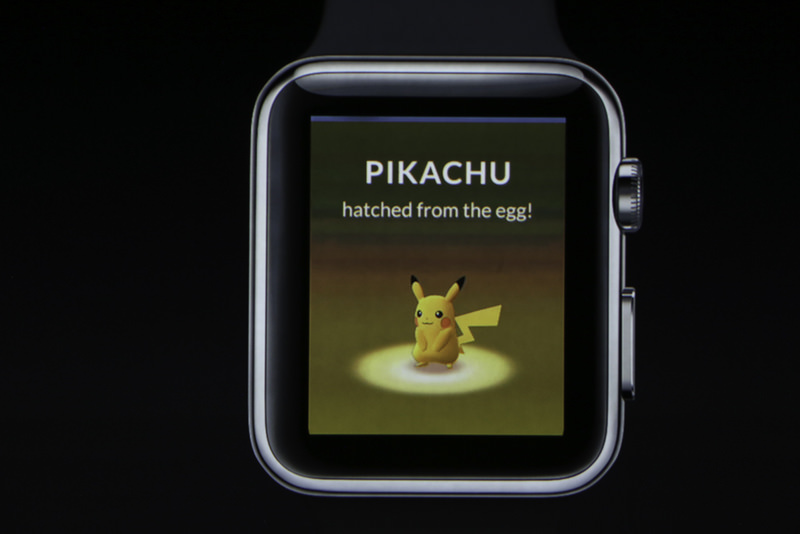 Pokémon Go, sonunda Apple Watch'a indirildi!